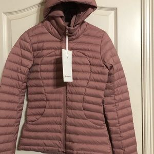 NWT 💕LULULEMON 💕PACK IT DOWN JACKET💕